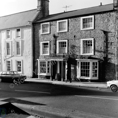 King's Head, Barnard Castle, 1973